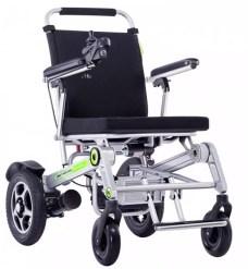 Vídeo Silla de ruedas eléctrica Airwheel