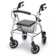 Andador de ancianos con ruedas