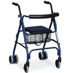 Andador 4 ruedas Totalcare