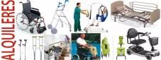 Alquiler de productos de ortopedia en Levante