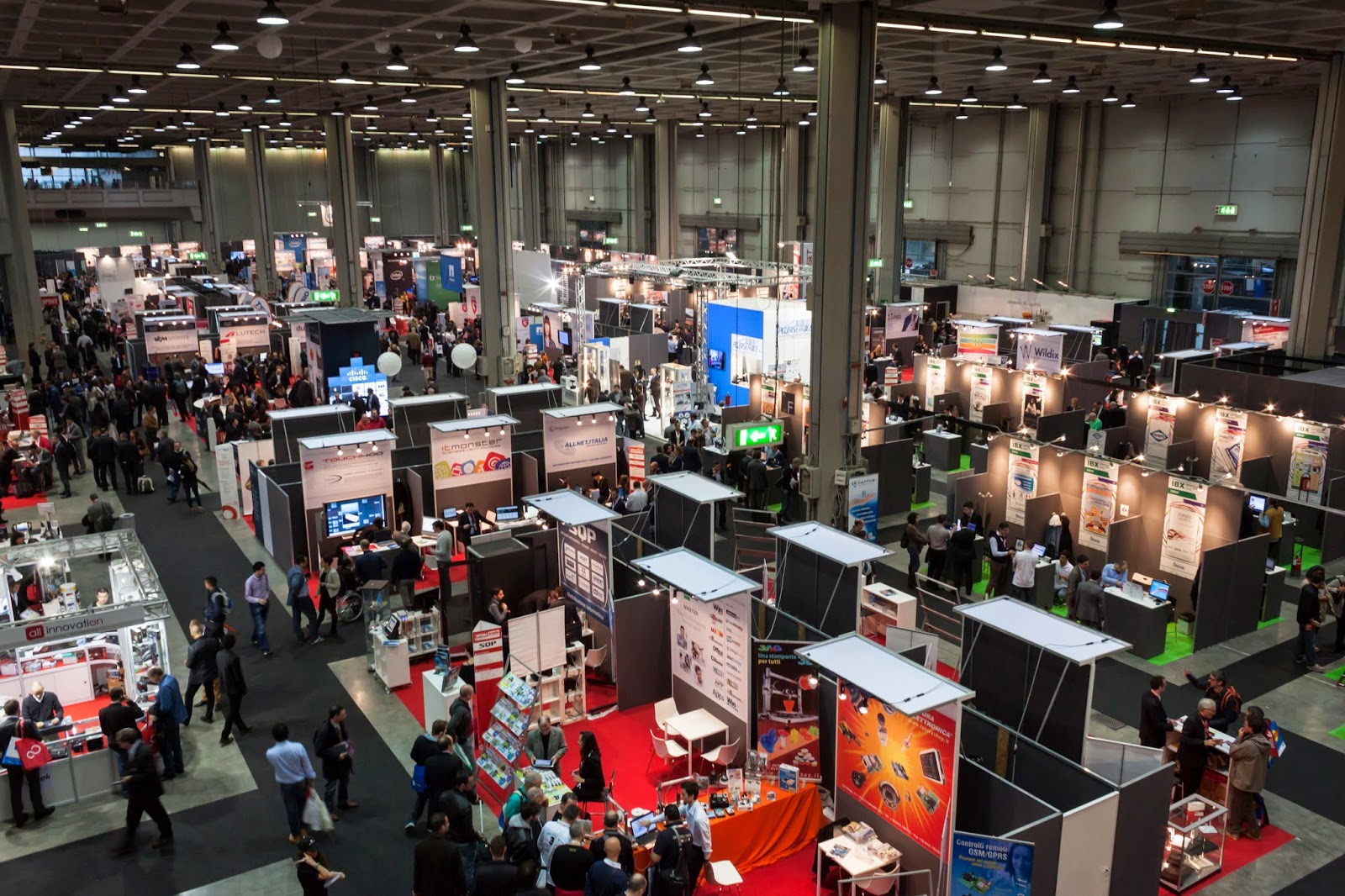 SCI Trade Show Schedule Spring 2018  SCI Technology Inc