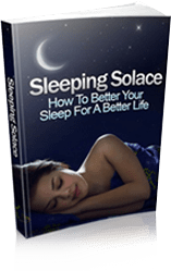 home remedies for sciatica pain, Sleeping Solace