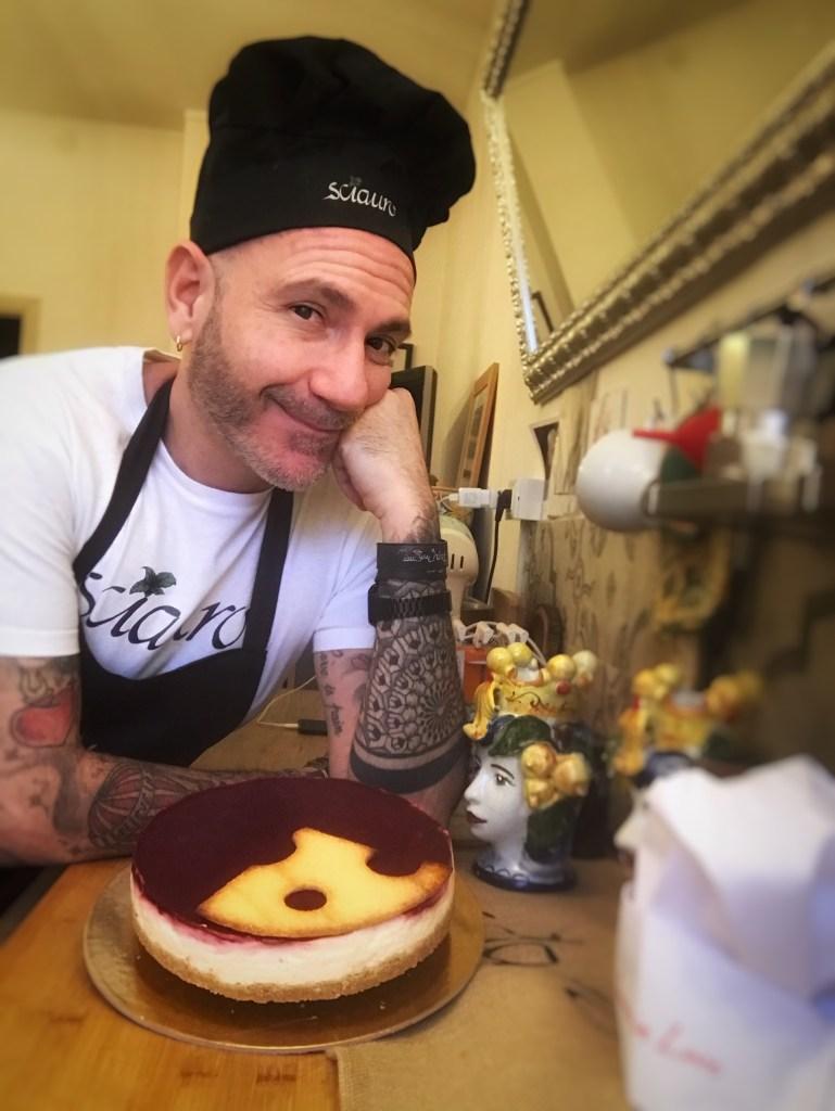 Io e la Cheesecake