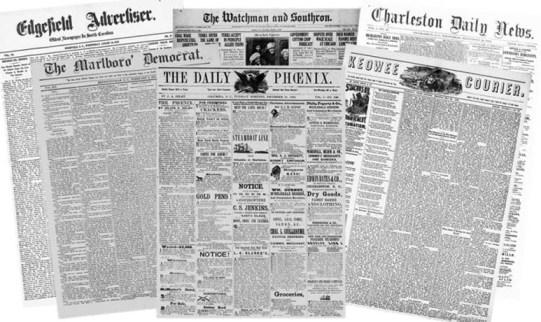 Digitised-newspapers