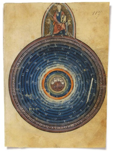 Robert Grossesteste Medieval Universe