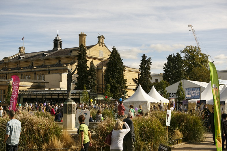 Call for proposals to present events at the Cheltenham Science festival