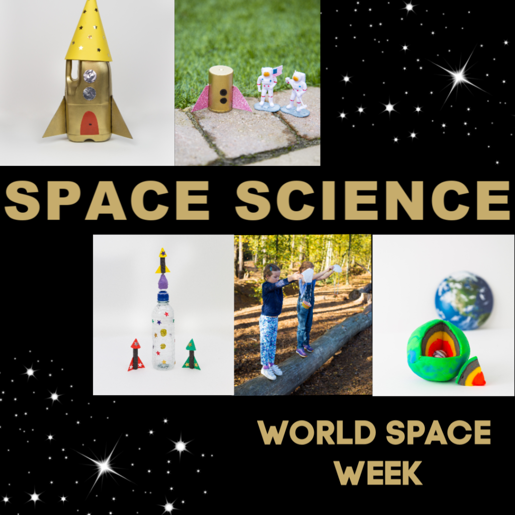Space Science Experiments For Kids