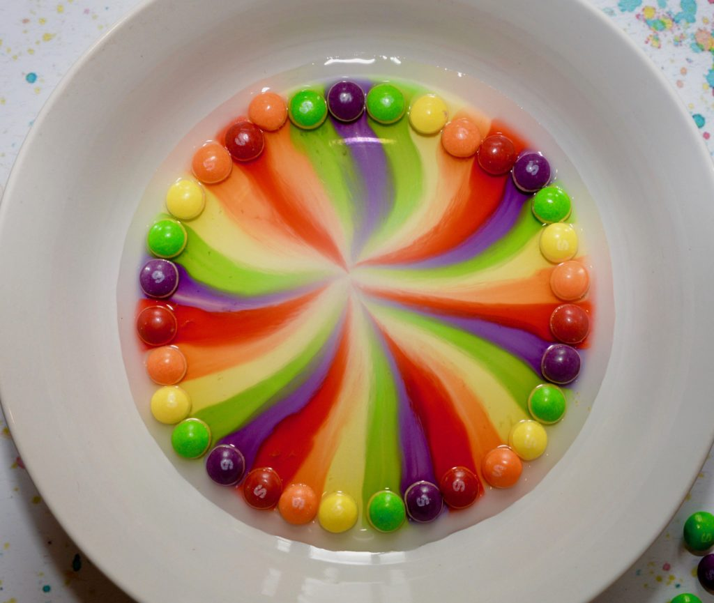 Printables Of Skittles Experiment Worksheet