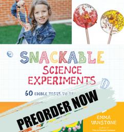 snackable science book [ 981 x 1069 Pixel ]