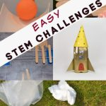 Easy Stem Challenges For Kids Science Experiments For Kids