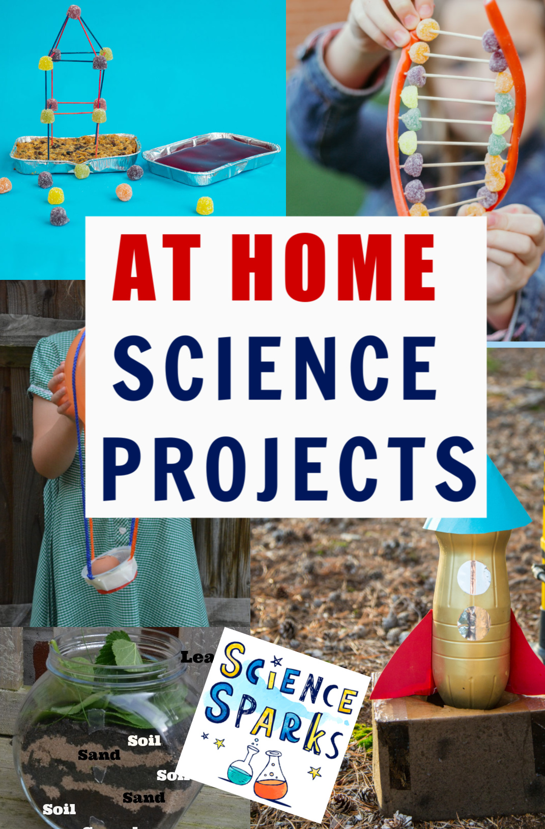 Easy At Home Science Projects For Kids