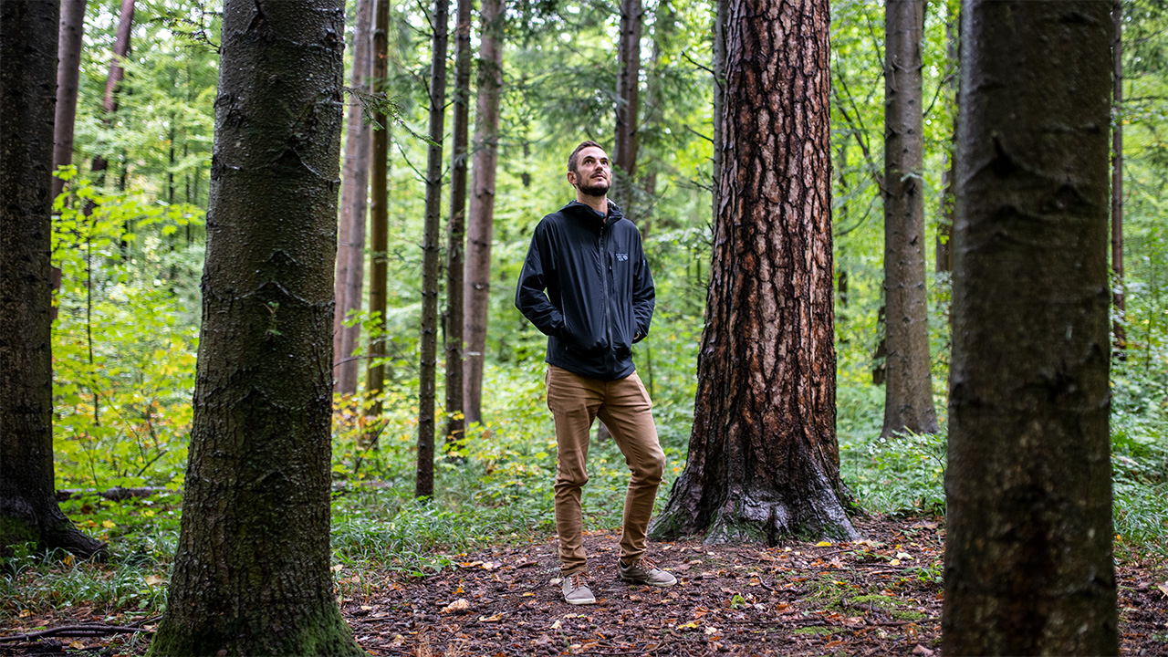 An orchid in a deep forest sends out its fragrance even if no one is around to appreciate it. Catchy Findings Have Propelled This Young Ecologist To Fame And Enraged His Critics Science Aaas