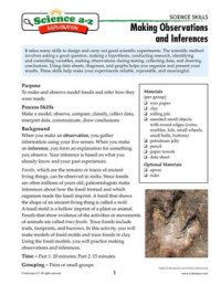 Inference Worksheets First Grade Science. Inference. Best ...