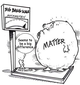 Science Of Antimatter: The $62.5 Trillion Matter