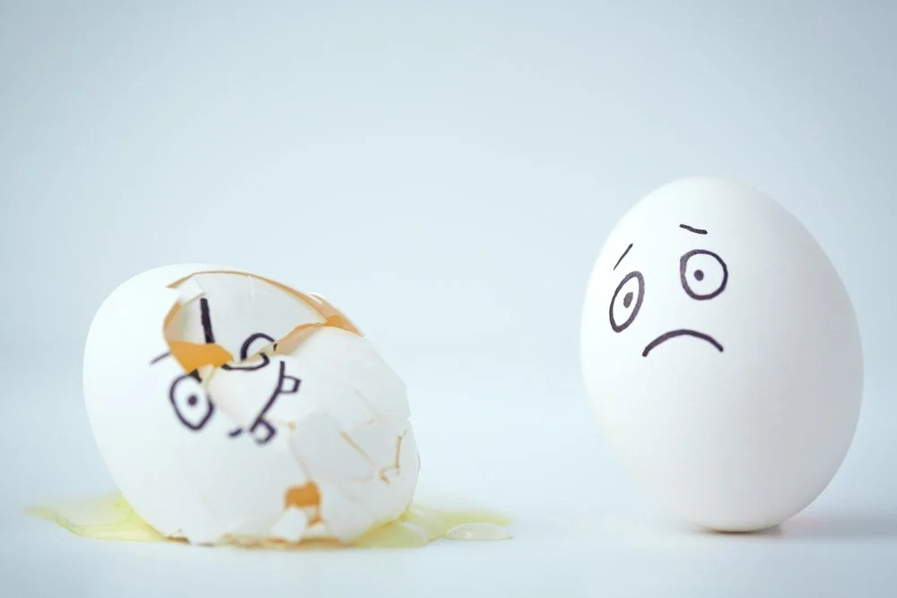 What Happens When An Egg Is Boiled Science ABC