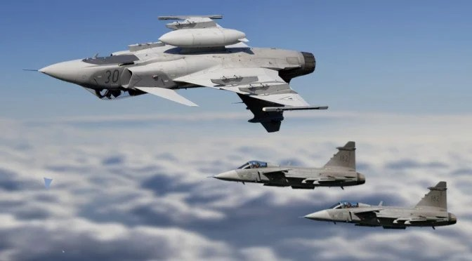 how do fighter jets