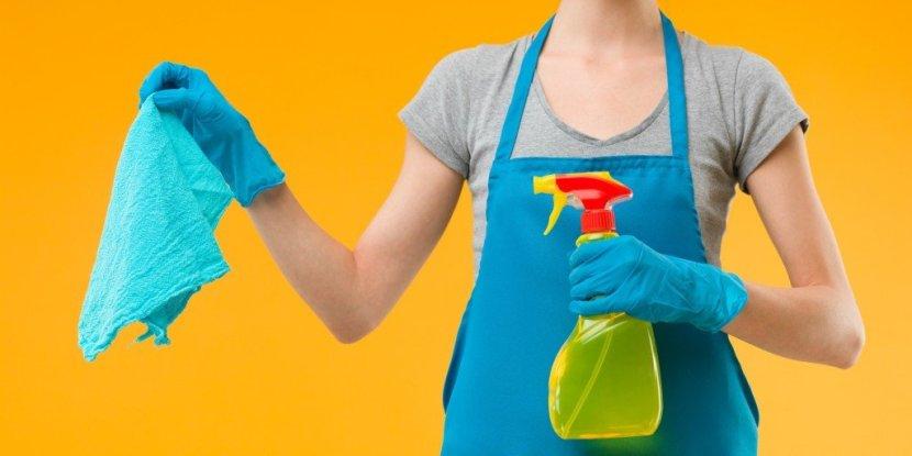 A limpeza é importante, mas alguns germes não o matarão.  (Crédito da foto: shotsstudio / Fotolia)