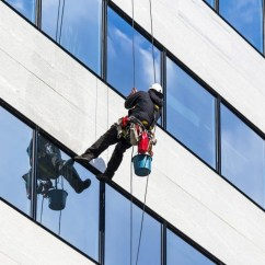 Hanging Chair Trolley Bar Stool Rental How Do Skyscraper Windows Get Clean? » Science Abc