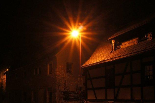Luz da estrela