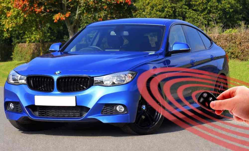 medium resolution of keyless remotes send radio waves to a receiver system present inside the car