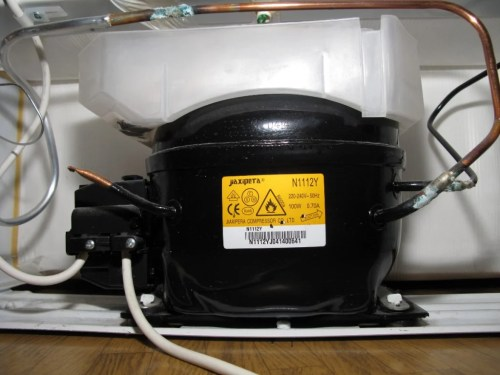 small resolution of refrigerator compressor