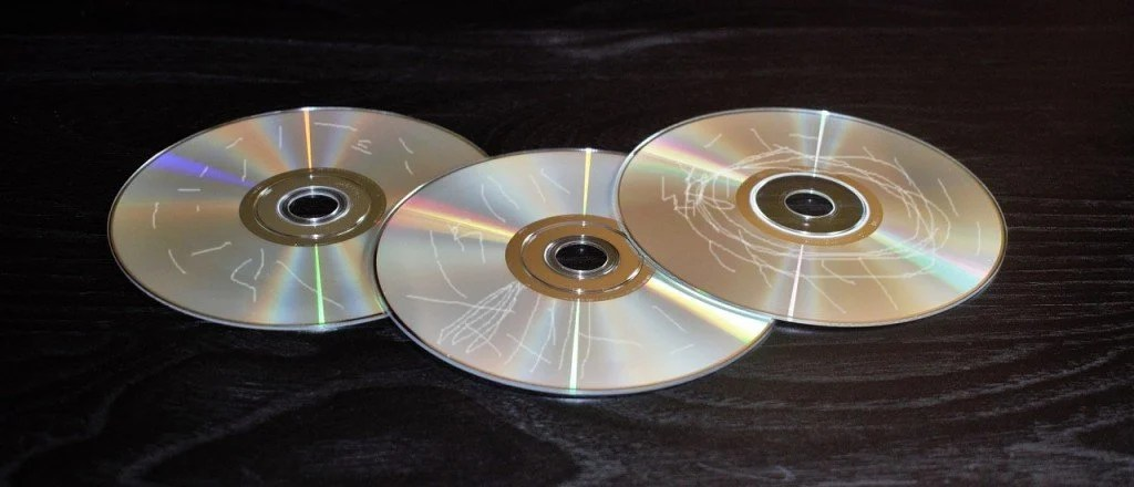 Compact Disc How It Works