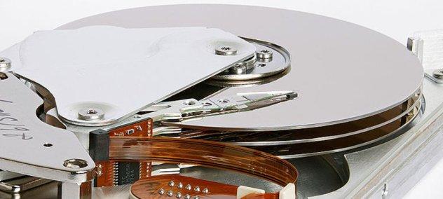 1998 Seagate HDD Discos rígidos de discos múltiplos