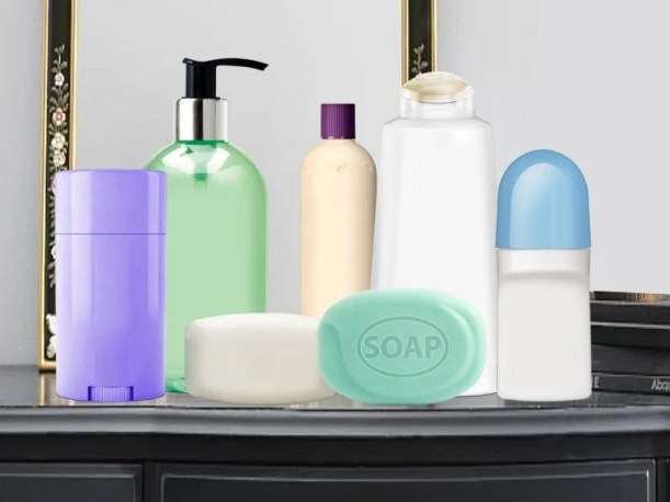 Image result for soap and shampoo