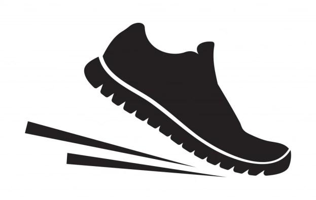 Ícone de tênis de corrida (NEGOVURA) s
