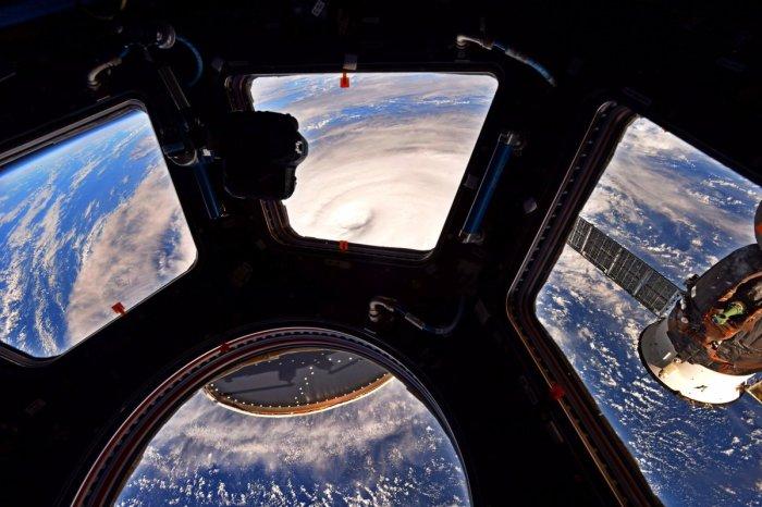 Randy Bresnik / NASA / Twitter