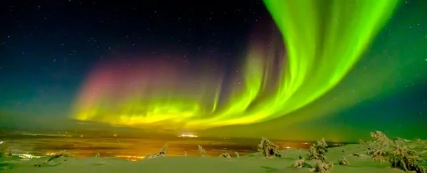 mysterious pulsating auroras exist