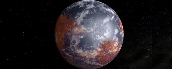 Nuking Mars