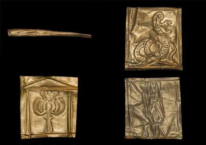 sarcophagus gold panels 700