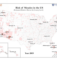 report these 25 us places are at the highest risk of an imminent measles outbreak [ 1440 x 1112 Pixel ]