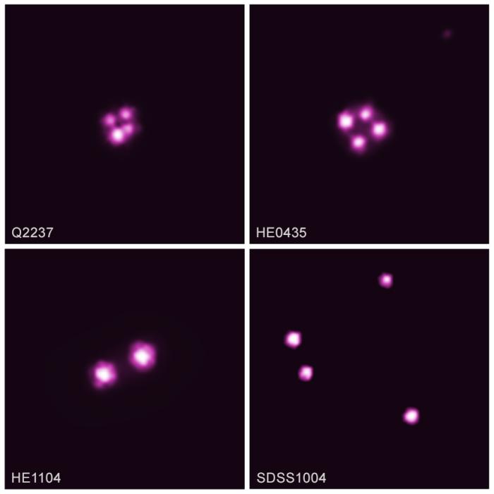 lensed quasars