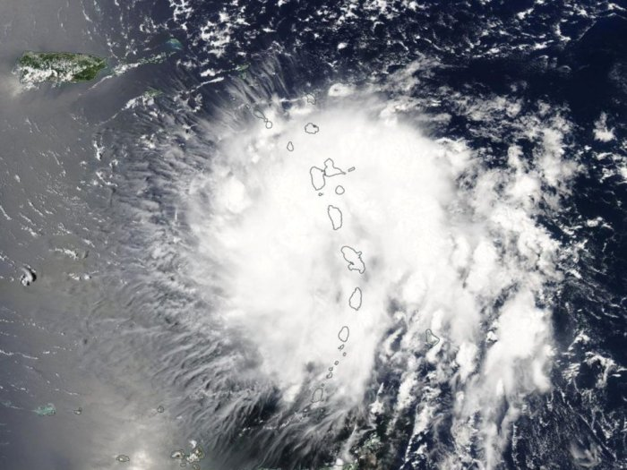 hurricane dorian image 1