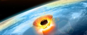 The dust from the asteroid that ended the reign of the dinosaurs closes the case of the theory of shock extinction