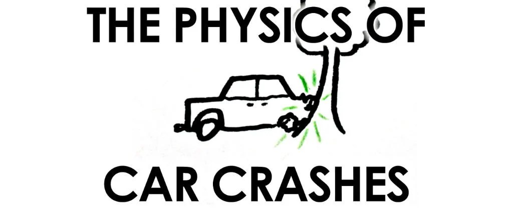 Watch: The Fascinating Physics of Car Crashes