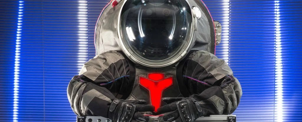 NASA Unveiled Its First Images Of The Z 2 Spacesuit Advanced Prototype Last Month And It Looks A Lot More Modern Than White Extravehicular Mobility