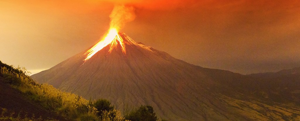 Vast Volcanic Eruptions Did Dinosaurs A Huge Favour