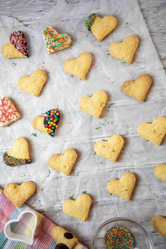 gluten-free-shortbread-cookies