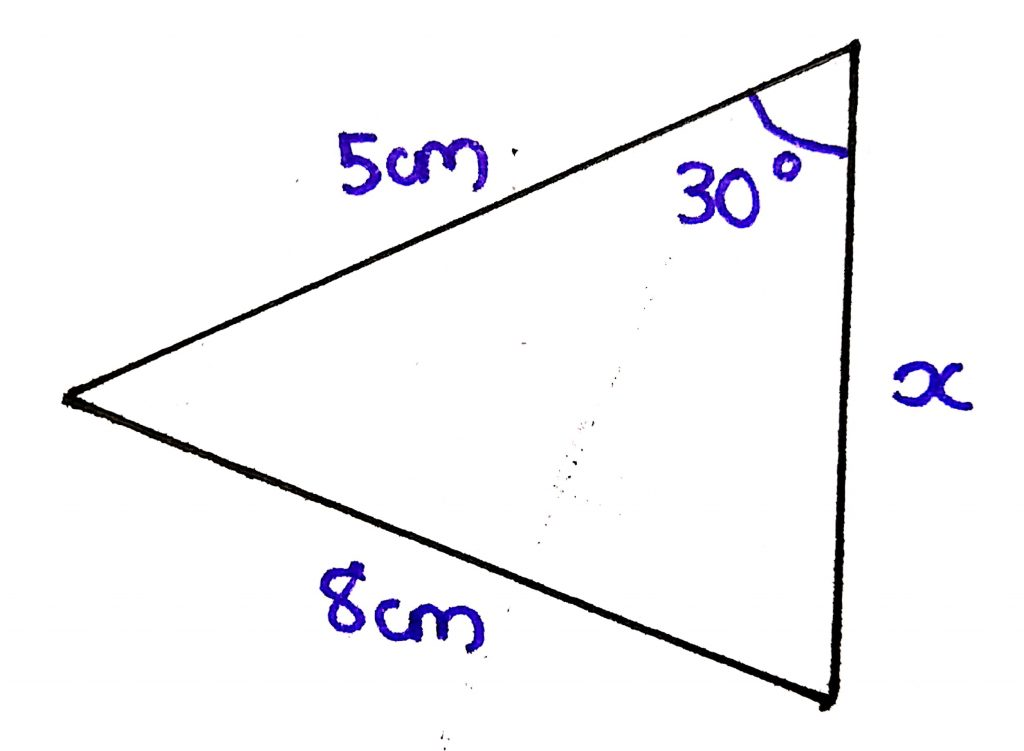 Geometry revision questions