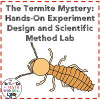 Termite Scientific Method Lab