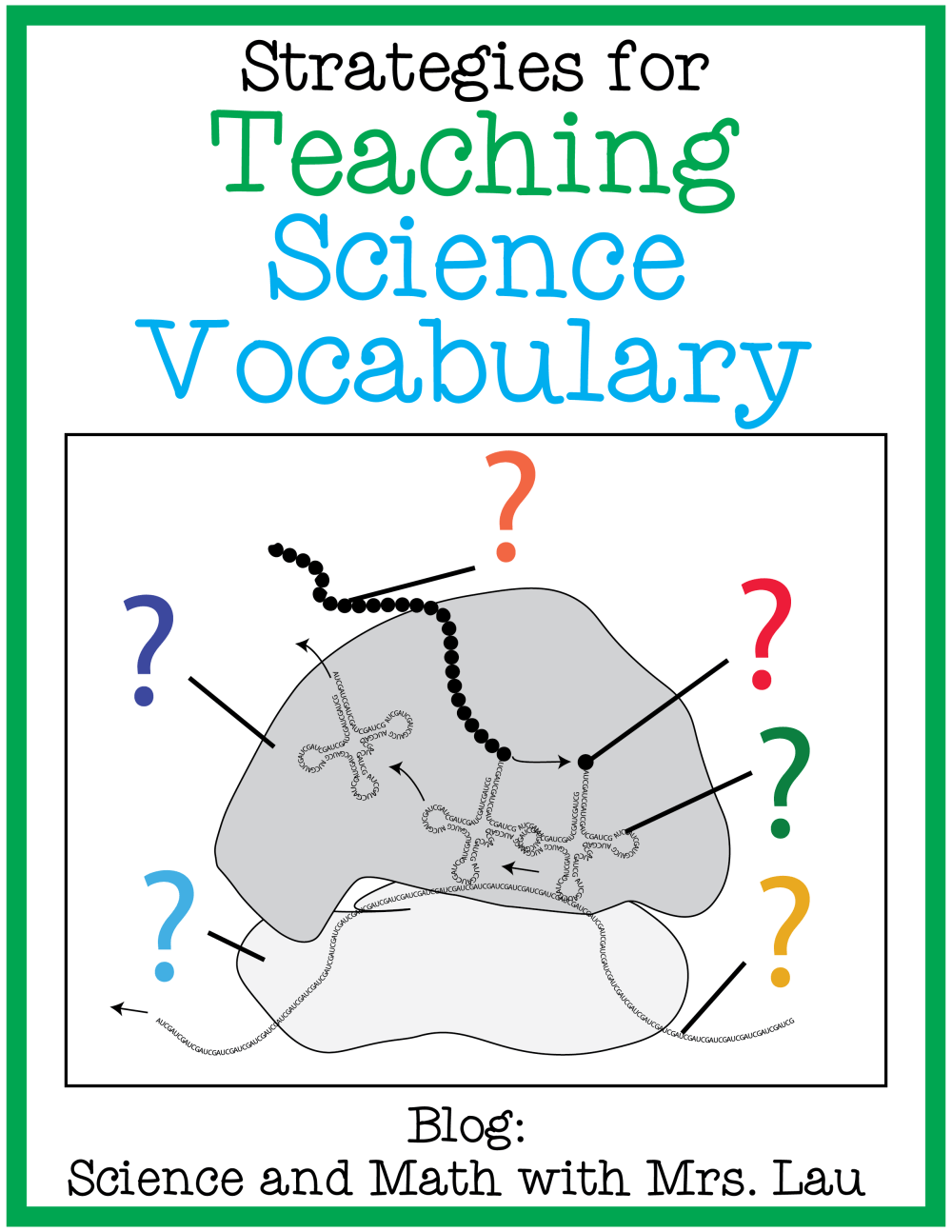Teaching Vocabulary Science And Math With Mrs Lau