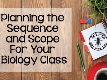 Scope and Sequence in Biology