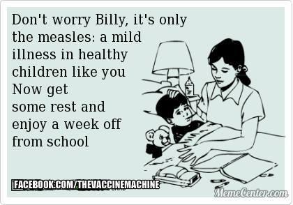 measlesharmless