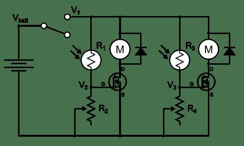 Build a Speedy Light-Tracking Robot (BlueBot Project #2)