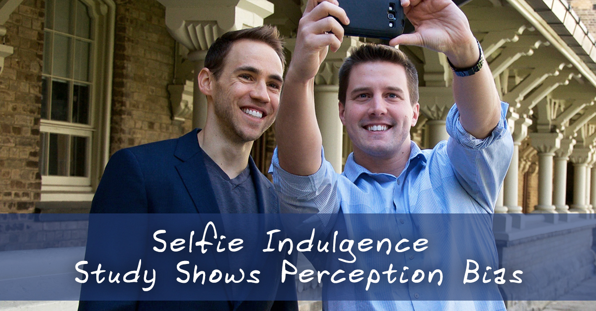 Selfie Indulgence Study Shows Perception Bias