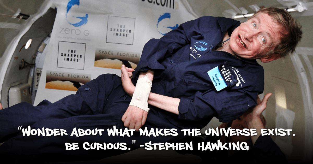 Thanks for Everything Stephen Hawking  sc 1 st  Science Everywhere : stephen hawking halloween costume  - Germanpascual.Com