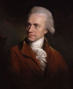 portrait of William Herschel
